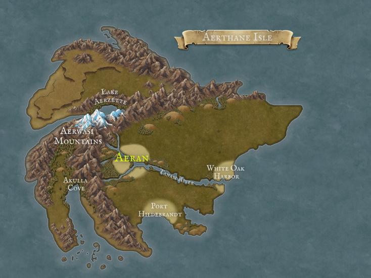 Aerthane Isle