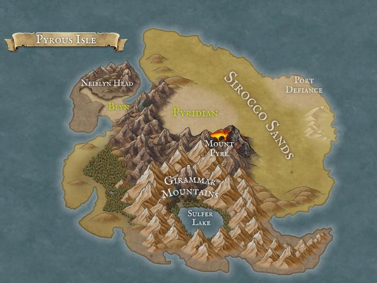 Pyrous Isle